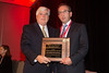 Awards and Annual Business Meeting Luncheon during Joey Granger, PhD, FAHA, poses for a portrait with awardee