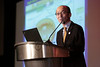 Satoru Eguchi, MD, PhD, FAHA, during Session 18 The Lewis K. Dahl Award Lecture