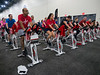 Attendees  during the Cycle Nation morning workout