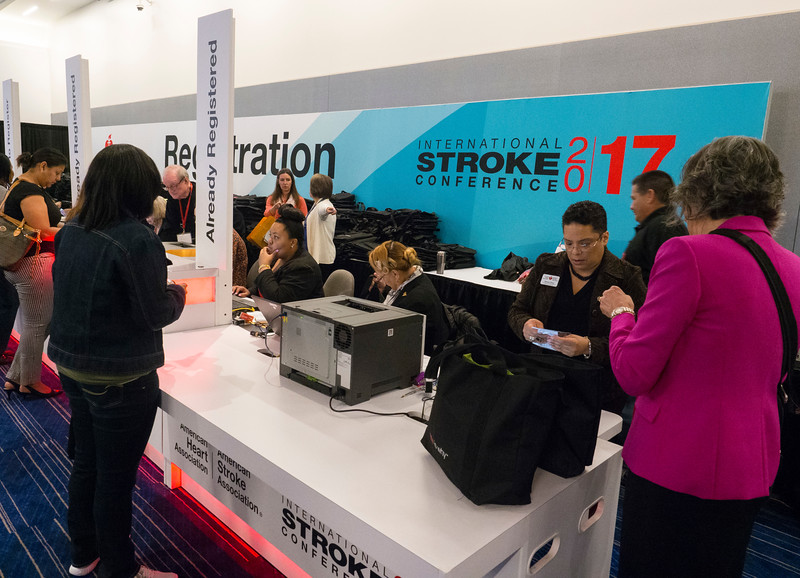 Registration during 17ISC,