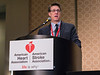 Joel Kaufman, MD, MPH gives the The Richard D. Remington Methodology Lecture Evaluating Environmental Exposures in Cardiovascular Epidemiology: Lessons from Studies of Ambient Air Pollution Health Effects during Session 9 - Diabetes and Obesity