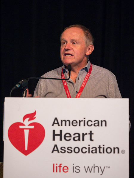 Session 7 - Recent Advances: Hot Topics in Hypertension: Epigenetic Determinants of Cardiovascular Gene Expression: Vascular Endothelium during Phil Marsden, MD speaks