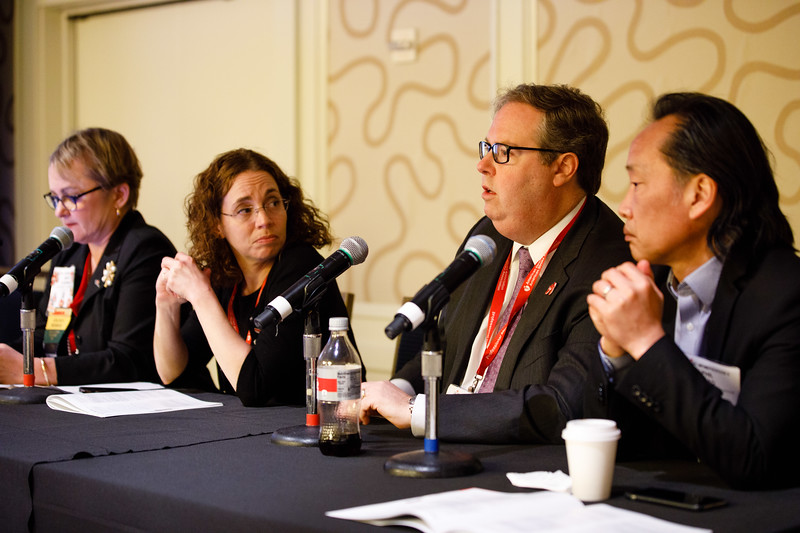 Panelists during Concurrent III C session