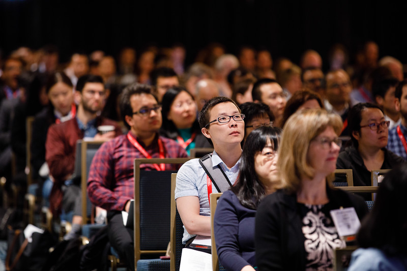 Attendees during Plenary III
