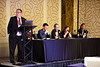 Joshua Beckman, MD, speaks during Concurrent III C session