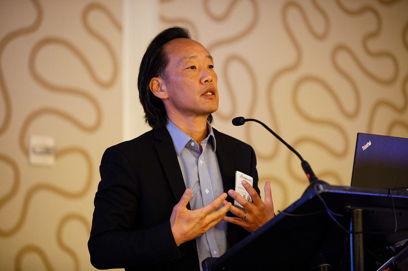 Phil Tsao speaks during Concurrent III C session