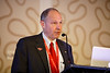 Peter Henke speaks during Concurrent III C session