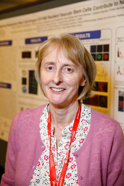 Eileen M Redmond during Poster Session III