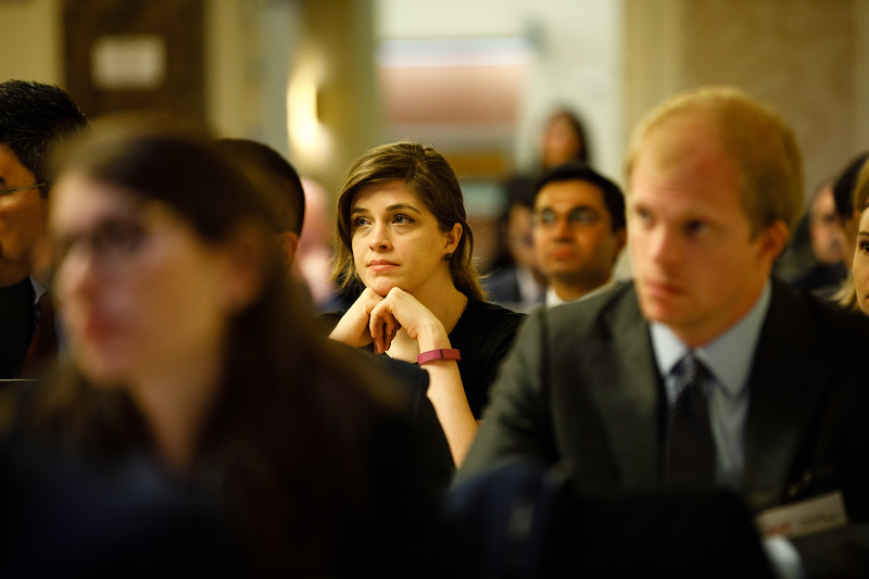Attendees during Special Session II