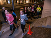 Attendees run during the 5K Fun Run