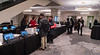 Attendees during Registration