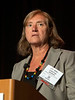 Christine Seidman MD speaks during the General Session 5: Keynote Lecture