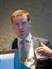 Brendan M. Everett, MD speaks during Concurrent Session 8B: Cardiac Inflammasome in Heart Failure