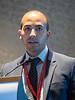 Njabulo Ngwenyama speaks during Concurrent Session 8B: Cardiac Inflammasome in Heart Failure