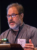 Christopher Mack speaks during Concurrent Sessions IA: Molecular and Cellular Mechanisms of Atherosclero