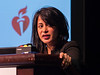 Aruna Pradhan speaks during Opening Session