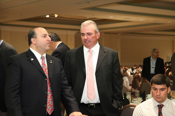 AHEPA Awards and Athletic Lunch