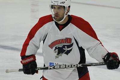 Springfield Falcons 2011 preseason