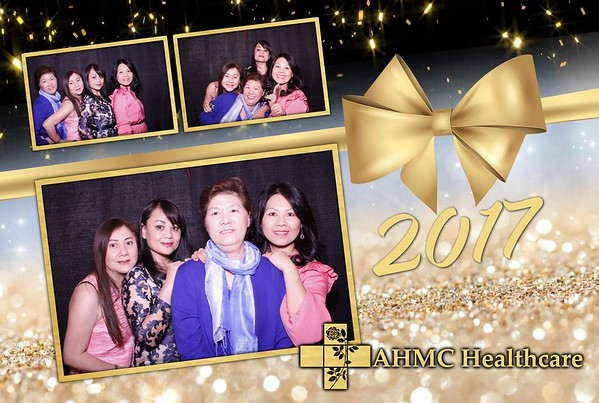 AHMC Healthcare Holiday Party 2017
