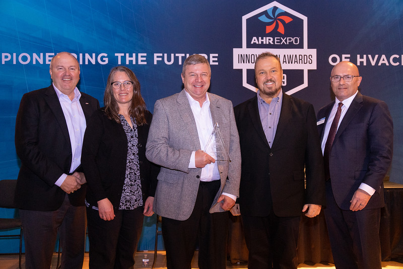 CPS Products receives the AHR Expo Innovation Award for Indoor Air Quality
