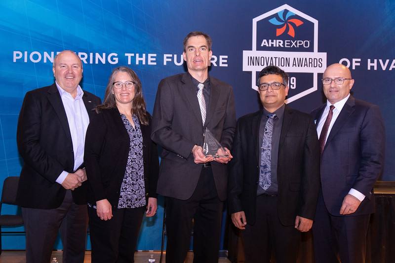 Regal® receives the AHR Expo Innovation Award for Heating