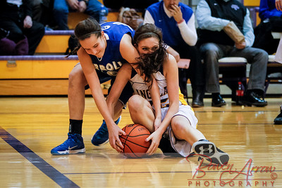 JV GBBall vs Carroll 20140129-0056