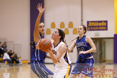 AHS GBball vs Carroll 20140129-0241