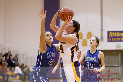 AHS GBball vs Carroll 20140129-0242
