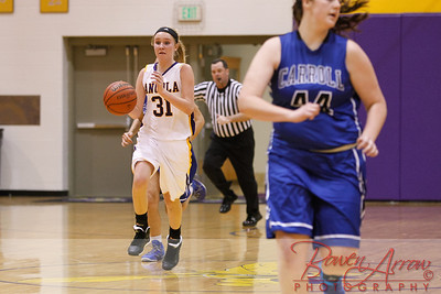 AHS GBball vs Carroll 20140129-0233