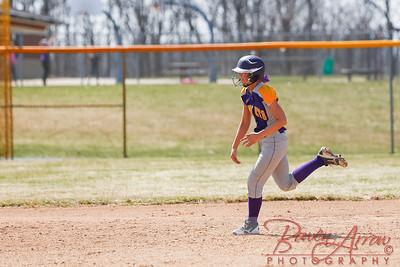 Softball vs Northwood 20130412-0015