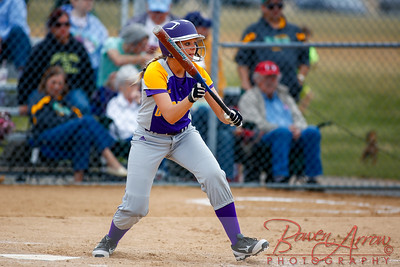 Softball vs Northwood 20130412-0255