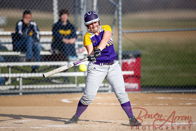 Softball vs Fairfield 20140417-0044