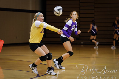 VB vs West Noble 20130822-0082