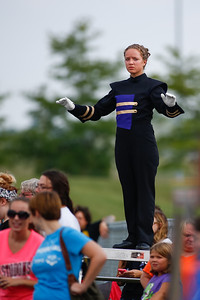 Marching Band 1st Performance 20140816-0009