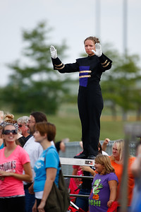 Marching Band 1st Performance 20140816-0010