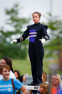 Marching Band 1st Performance 20140816-0007