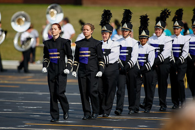 Marching Band 1st Performance 20140816-0001