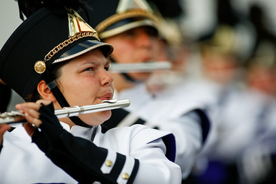 Marching Band 1st Performance 20140816-0020