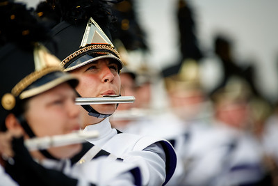 Marching Band 1st Performance 20140816-0021