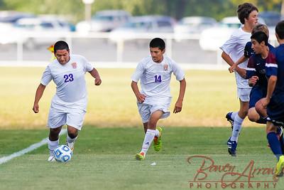 AMS Soccer vs Garrett 20140903-0018
