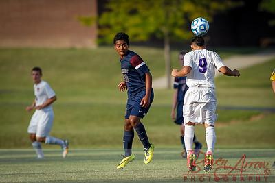 AMS Soccer vs Garrett 20140903-0014