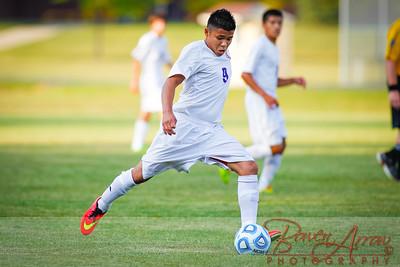 AMS Soccer vs Garrett 20140903-0073