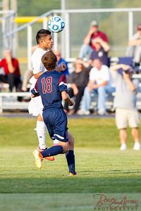AMS Soccer vs Garrett 20140903-0118