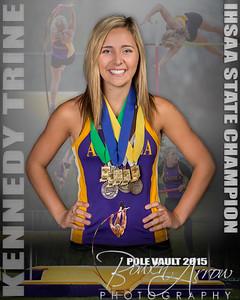 Kennedy Trine State Champ 8 x 10