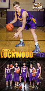 Carson Lockwood BBall Banner