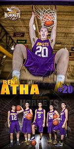 Ben Atha BBall Banner