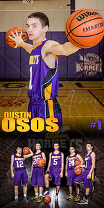 Dustin Osos BBall Banner