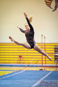 Gymnastics vs Coldwater 20160222-0836