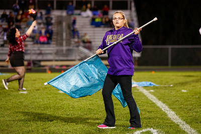 Band Senior Night 20151009-0087