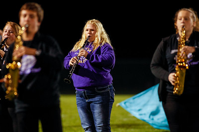 Band Senior Night 20151009-0077